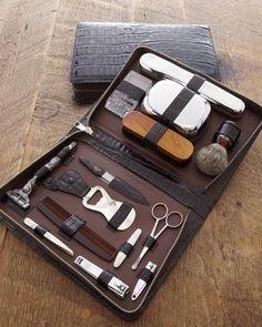 men 39 s grooming kit on pinterest 120 pins. Black Bedroom Furniture Sets. Home Design Ideas