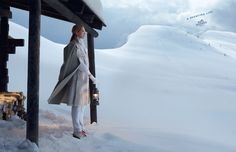 A sporting life! Hermès presents its autumn-winter 2013 advertising campaign. #hermes #fashion