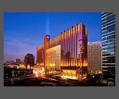 Fairmont Beijing: Beijing, China.