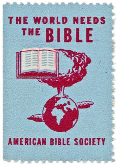The World Needs the Bible
