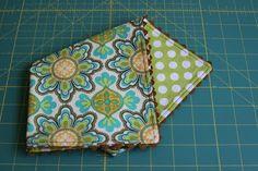 rickrack revers, homestead reviv, craft idea, homesteads, diy, sewing tutorials, revers napkin, cloth napkins, napkin tutori