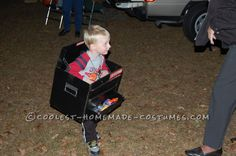 Easy and Fun Toolbox Costume... Coolest Homemade Costume Contest