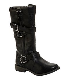 Kenneth Cole Reaction Girls Take A Flake Riding Boots #Dillards