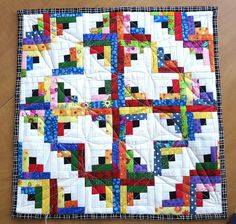 Log Cabin Quilt Layouts On Pinterest Log Cabin Quilts