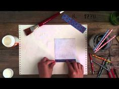 Make your own pencils with paper!
