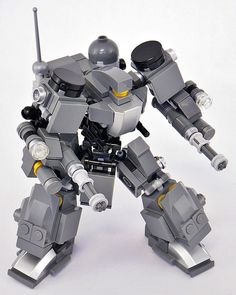 LEGO Mini Robot by IGU., via Flickr
