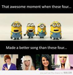 haah kinda true