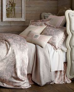 Mackie Bedding by Lili Alessandra at Horchow.