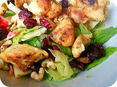 chopped salads, salad recipes, chicken salads, healthy dinners, weight loss, healthy dinner recipes, grilled chicken, six sisters stuff, chop salad