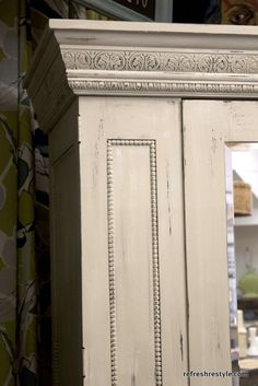 makeover a tv armoire