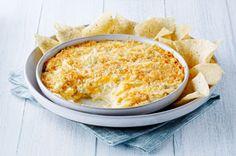 Parmesan-Panko Green Chile Dip Recipe - Kraft Recipes