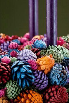 pine cone idea:)