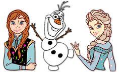 Frozen SVG files