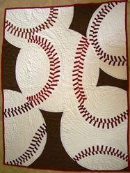 baseball quilt!.