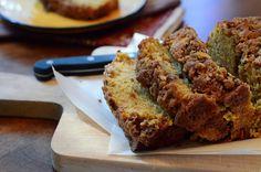 Pumpkin Streusel Pound Cake Recipe