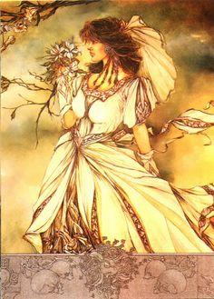 art galleri, fantasi artist, wife, artist touch, fairytal artwork