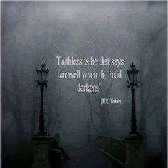 Keep on Tolkien.