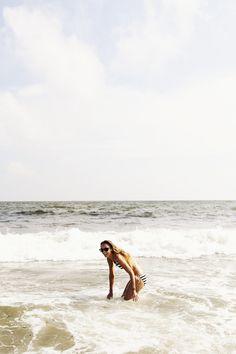 Summer beach bliss.