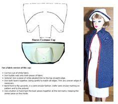 how to make a nurse hat