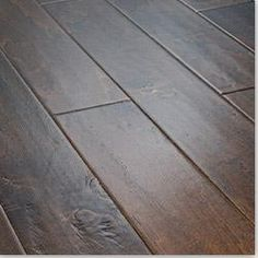 "Engineered Flooring - Style: Birch - Texas brown 5"" / Thickness: 1/2"" Random Lengths"