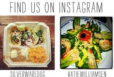 #Instagram #Silverwaredog and #Katiewilliamsen