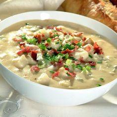 Baked Potato Soup Recipe | Key Ingredient