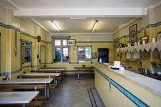 london pie and mash shops  F Cooke