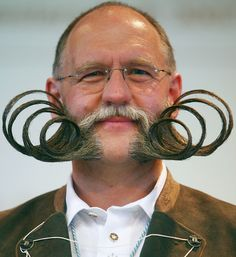 Competitive facial hair growing = AWESOME