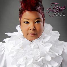 Tawni Haynes Endless Ruffle Blouse