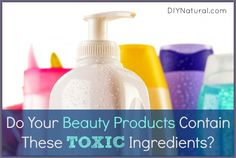 Ingredients To Avoid In Beauty Products
