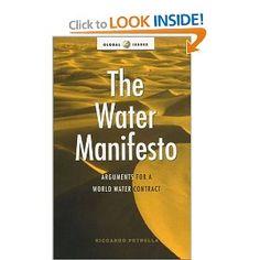 The Water Manifesto - Petrella