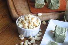 Mint Fudge Recipe -