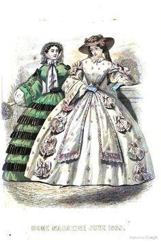 1859 The Ladies' Home Magazine - Google Books
