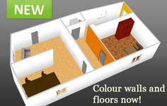 Roomle :: Plan, 3D/2D design, furnish & manage your home.