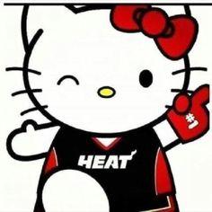 kitti miami, team miami, hello kitti, random, basketbal