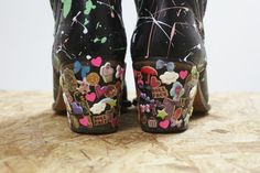 Unique Pair Of Boots-18 Crafty DIY Boot Makeovers