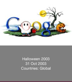 Google - Halloween