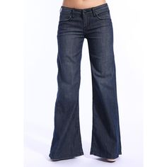 @Overstock.com - Stitch's Women's Crow Dark Wash Wide Leg Jeans - Fashioned with subtle dark wash technique, this pair of Stitch's wide-leg jeans features a wide leg opening and low rise. The fabric is comfortable and versatile for any type of wear.  http://www.overstock.com/Clothing-Shoes/Stitchs-Womens-Crow-Dark-Wash-Wide-Leg-Jeans/8386830/product.html?CID=214117 $59.99