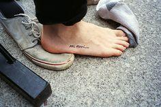 encr, tattoo thing