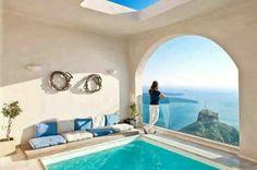 Santorini....