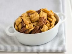 Cornbread Chex® Mix and 24 other chex mix recipes