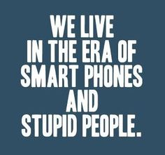 So very true it's sad.