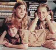 Judy Norton Taylor | Judy Norton (Mary Ellen), Mary Elizabeth McDonough (Erin), and Kami ...