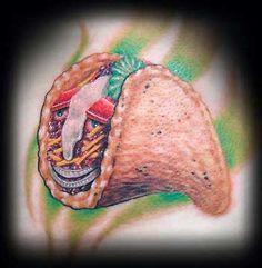 Taco Tattoo.