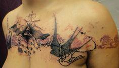 Tattoo art by Xoil