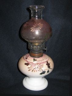 Vintage Oil Lamps, Lighting on Ruby Lane
