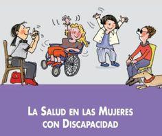 En España, el 58% de las personas con diversidad funcional son mujeres.