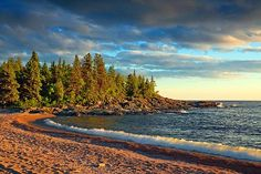 Michigan, Lake Superior