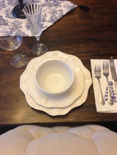 Lenox Butler's Pantry place setting
