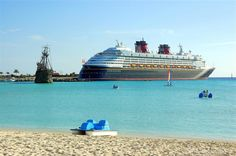 Disney Magic and Castaway Cay